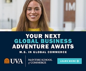 UVA Masters in Global Commerce Program